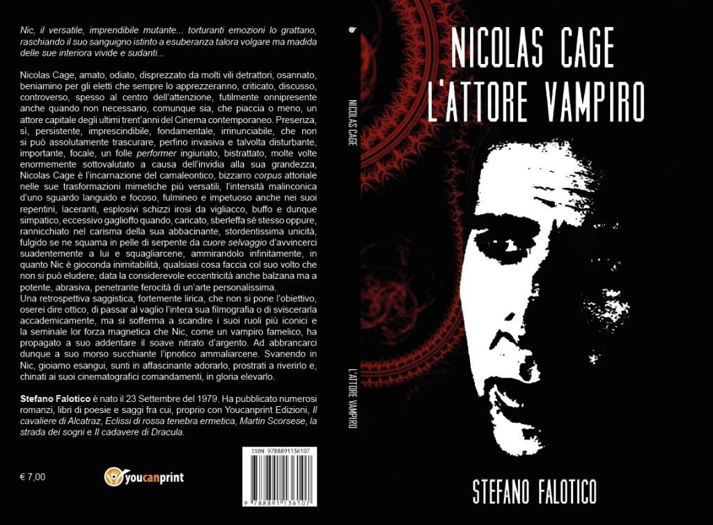Nicolas Cage, l'attore vampiro