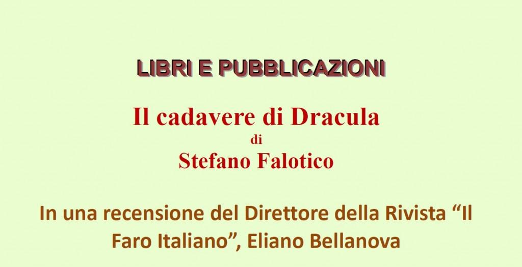 Il Faro Il cadavere di Dracula